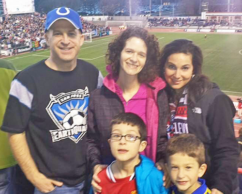 Everyone will have fun at Indy Eleven games - bring the family!