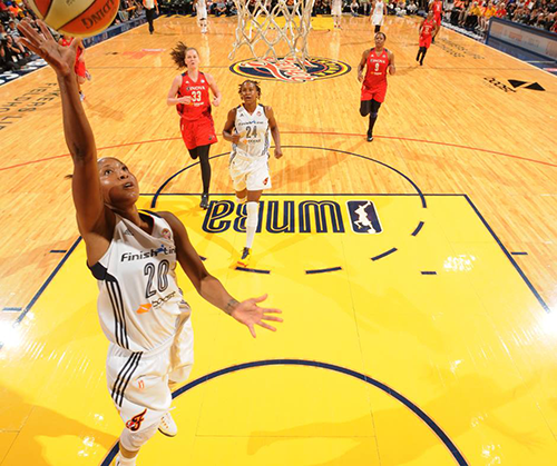Catch the Indiana Fever vs. Phoenix Mercury and stay after for a panel discussion.