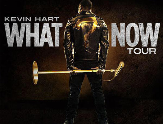 Actor and comedian Kevin Hart will be visiting Bankers Life Fieldhouse for his What Now? Tour to kick off your Father's Day weekend.