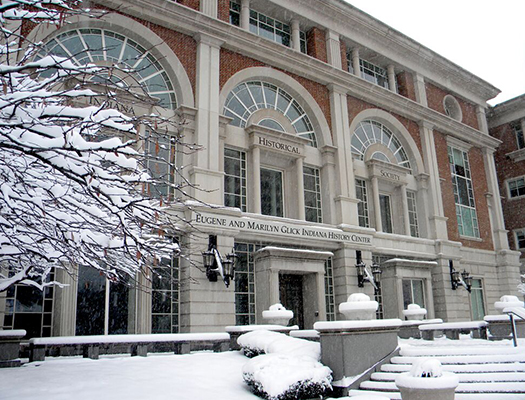 Indiana Historical Society's Holiday Author Fair