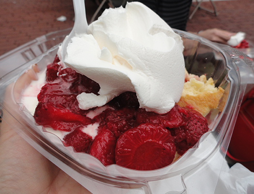 The 51st annual Christ Church Cathedral Women's Strawberry Festival takes place June 9.
