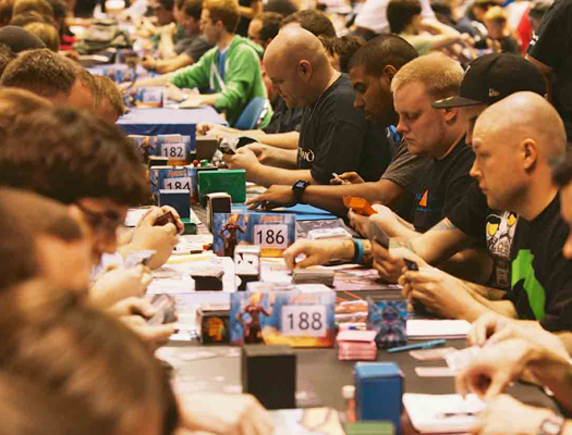 Gen Con returns to Indianapolis August 4 - 7 with thousands of gaming fans.