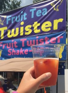 fruit tea twister