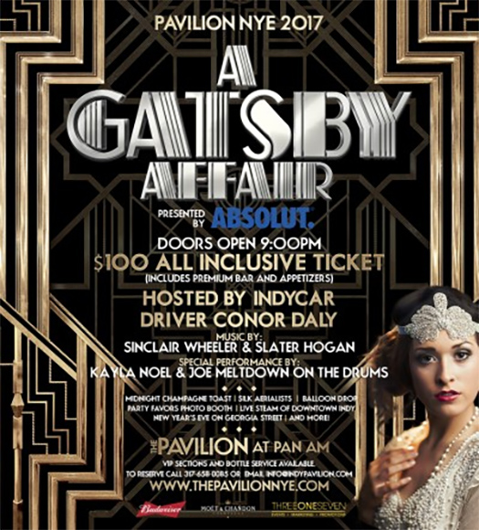 A Gatsby Affair